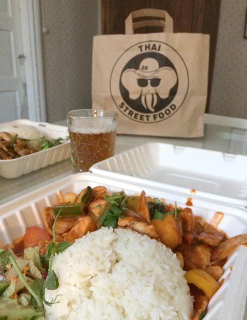 thai food porvoo