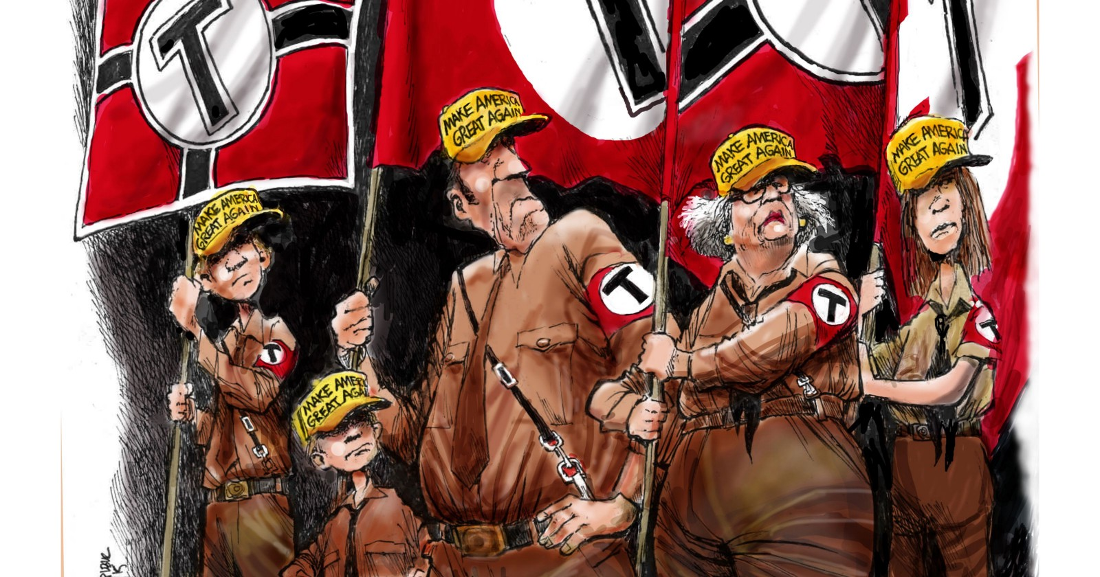 the nazi germany image for over 70 years but they will continue with that struggle for the foreseeable future we in the united states are about to join