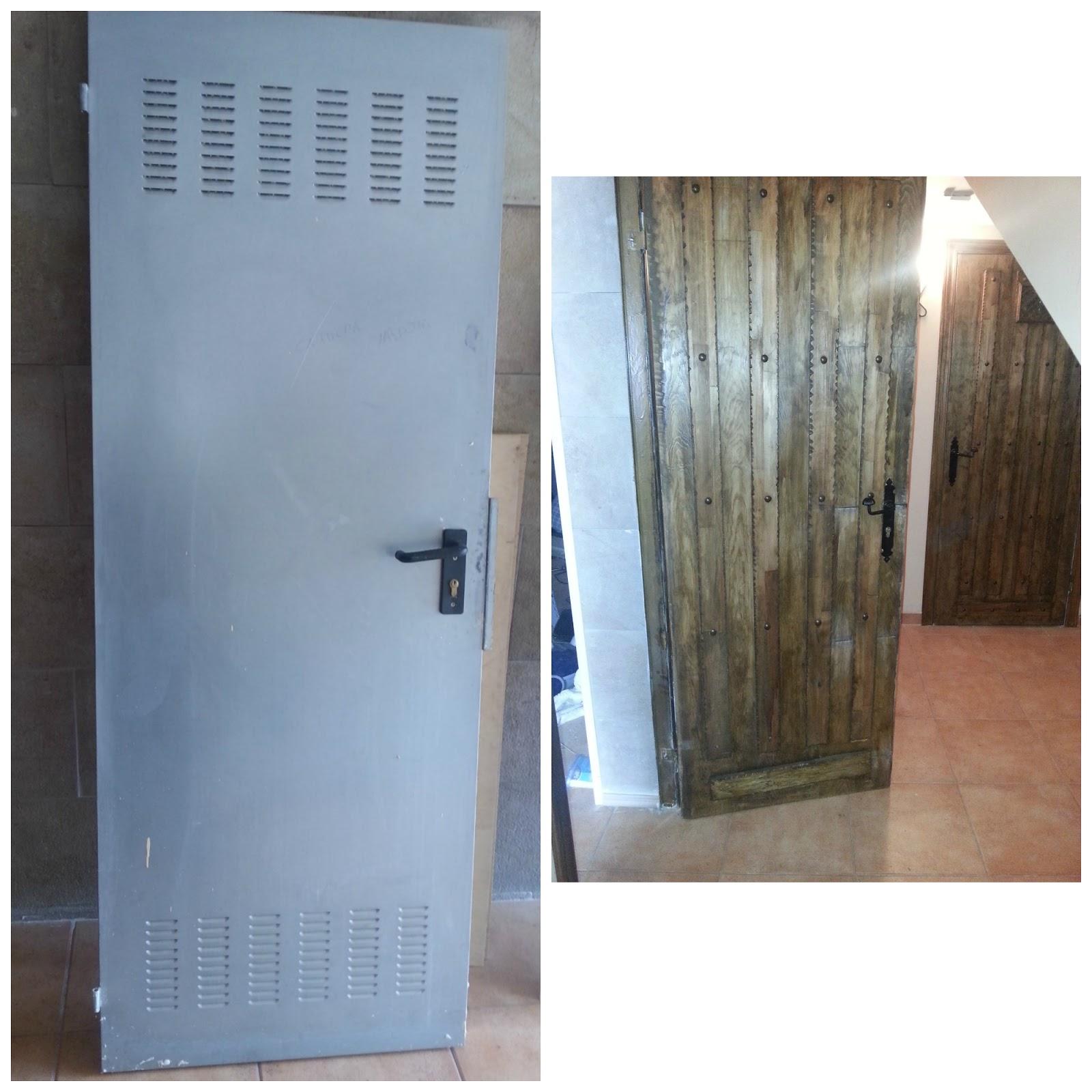 Crea construye recicla y restaura como cambiar el aspecto for Como cambiar las puertas de casa