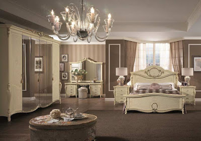 Luxury classic bedroom design ideas and furniture 2019