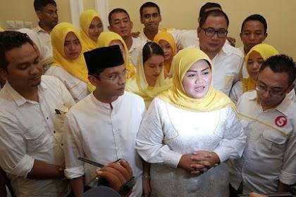 Uhui.. Tersangka Suap Meikarta, Neneng Dipecat dari Tim Kampanye Jokowi-Maruf