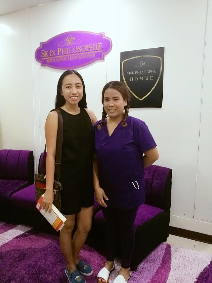 affordable body massage in BGC; Skin Philosophie