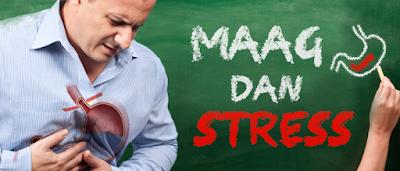 Stres Dapat Mengakibatkan Sakit Maag