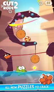 Cut the Rope 2 Para Hile Mod Apk indir
