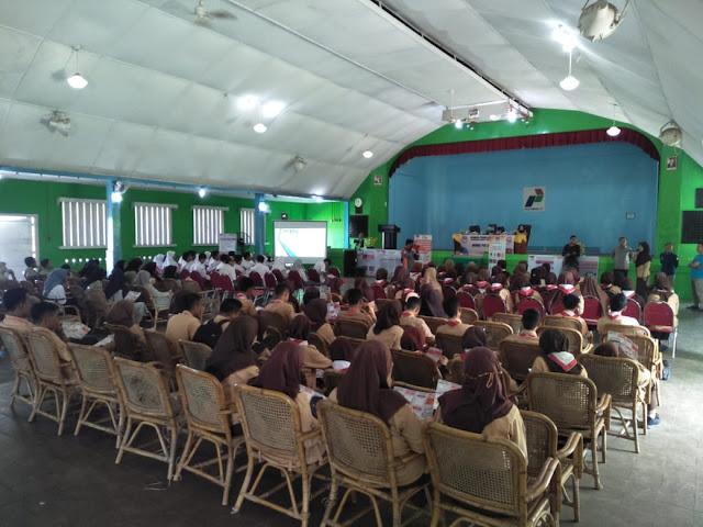 KPU Pali Goes To School Untuk Pemilih Pemula