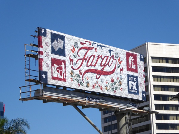 Fargo season 2 billboard