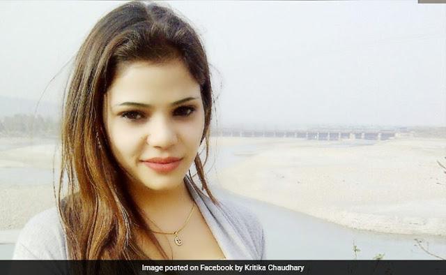 Kritika Chaudhary