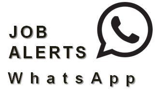 Jobs Update on WhatsApp