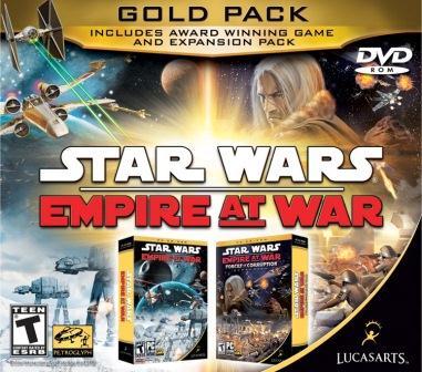 Star wars empire at war gold pack crack tpb