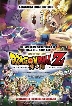 Baixar Dragon Ball Z: A Batalha dos Deuses Dublado Grátis