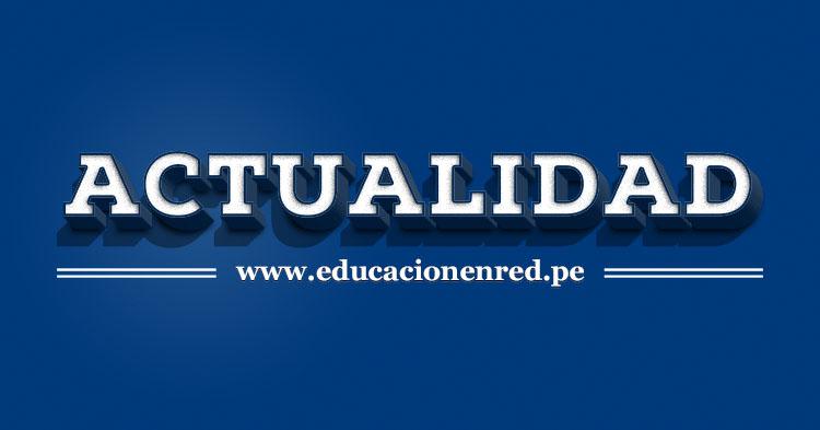 Segunda Convocatoria Plazas CAS - UGEL Arequipa Norte