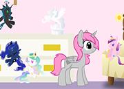 Cuarto Interactivo My Little Pony juego