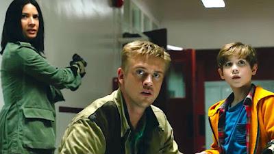 The Predator 2018 Olivia Munn Boyd Holbrook Jacob Tremblay Shane Black