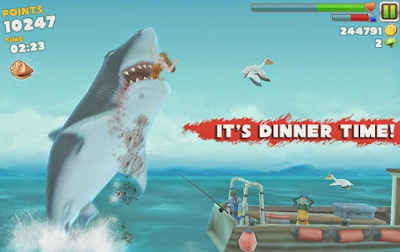 Download Game Hungry Shark World v1.2.4