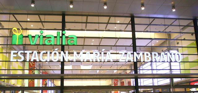Estación Málaga María Zambrano