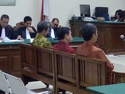Sidang Kasus OTT Tiga Pimpinan Dewan, Wiwiet Febriyanto Jadi Saksi Pertama