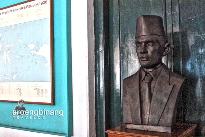 mohammad yamin museum sumpah pemuda jakarta