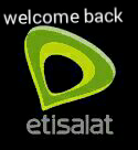 WelcomeBack Etisalat SIM Fast: Lost, Damaged and Stolen
