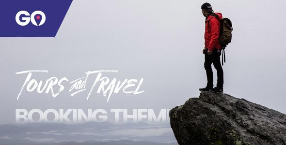 Download Free Go-Love Travel WordPress Theme 1.1