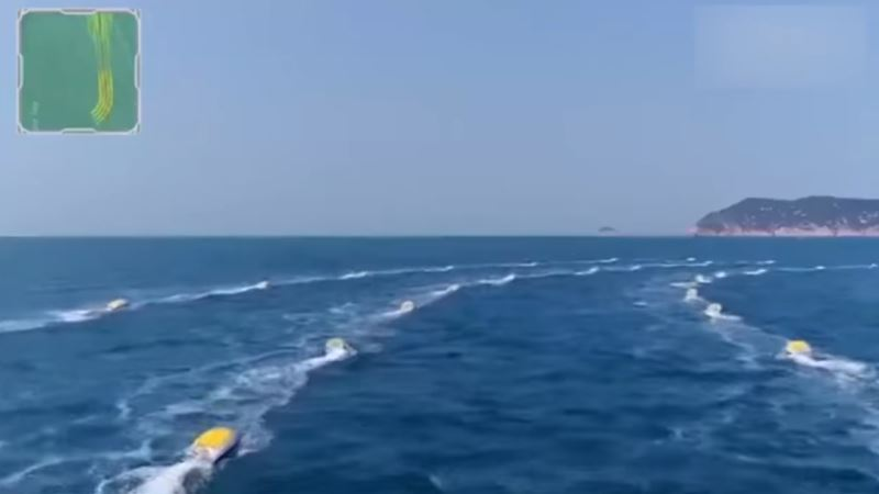 Perahu tanpa awak China