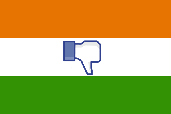 India thinks about blocking Facebook, WhatsApp, and Instagram