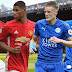 newgersy/ Man United vs Leicester City