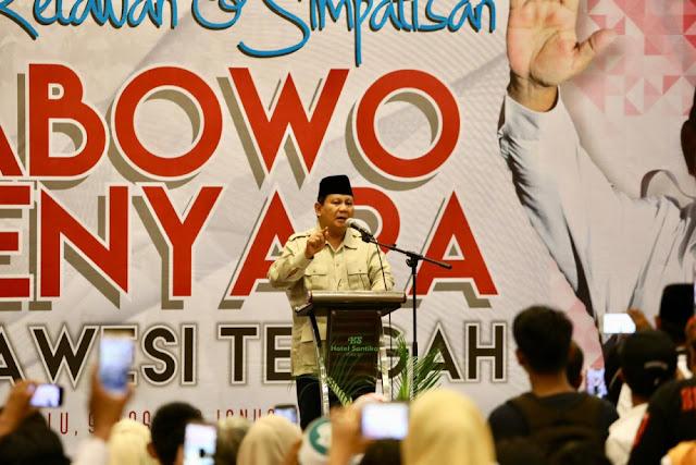 Prabowo Bakal Ungkap Data Kebocoran Anggaran di Debat Kedua