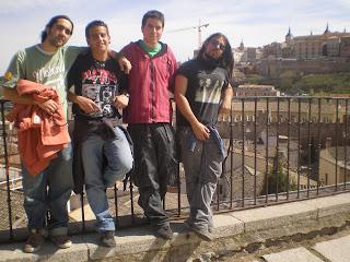 Concierto de A pelo y tú en Cuenca 1