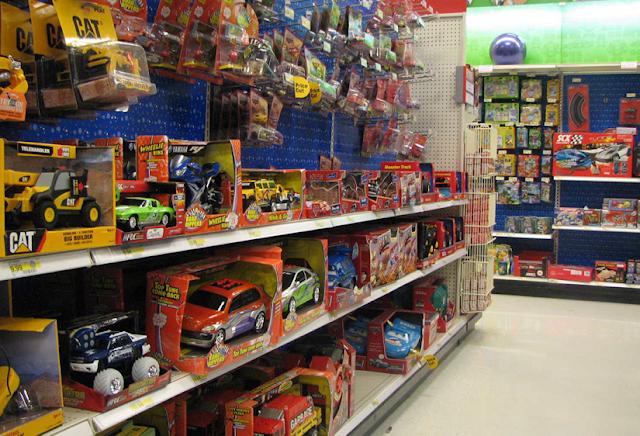 Endereços da Toys R Us em Miami e Orlando