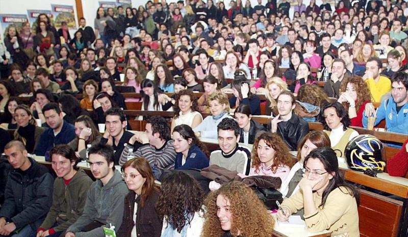 Υποδοχή πρωτοετών φοιτητών από την Μητρόπολη Αλεξανδρουπόλεως
