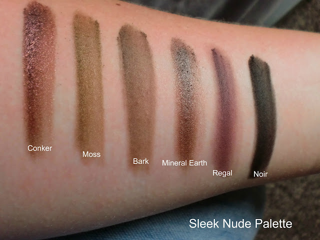 Sleek-Au-Naturel-Palette-Swatches