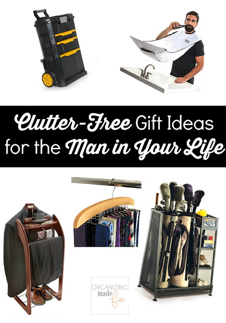 Clutter-Free Gift Ideas for the Man in Your Life