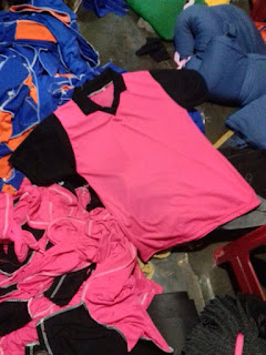 produsen kaos olahraga sekolah tk sd smp sma di banjarbaru