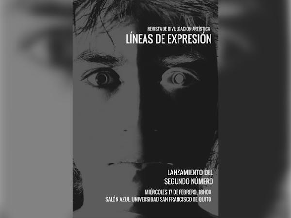 Lanzamiento del segundo número de la Revista Líneas de Expresión