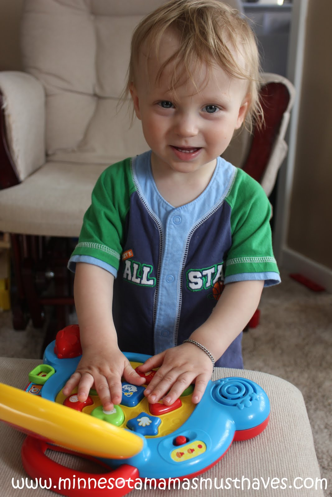 VTech Learning Laptop Review & Giveaway! - Must Have Mom