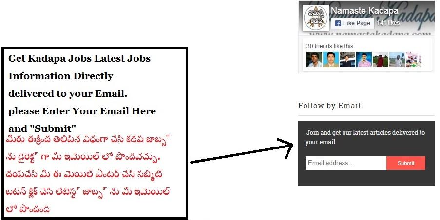 submit resume kadapa jobs