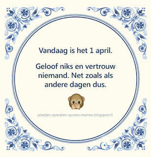 1 april plaatje