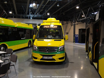 Mercedes-Benz Sprinter, CUBY City Line, Auto-CUBY, PKM Tychy
