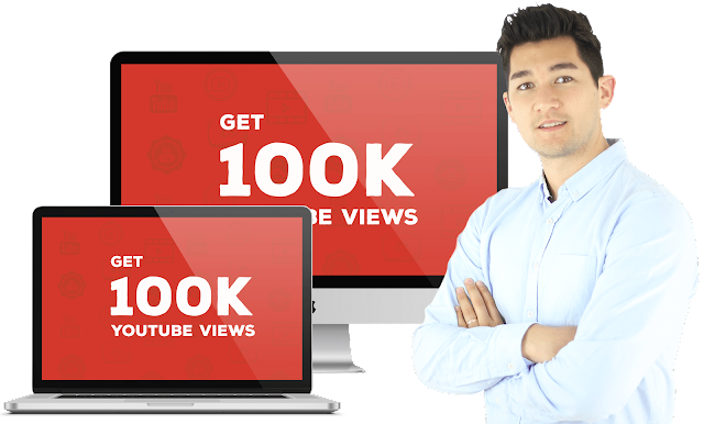 [Exclusive Bonus] Get 100k YouTube views [GIVEAWAY]