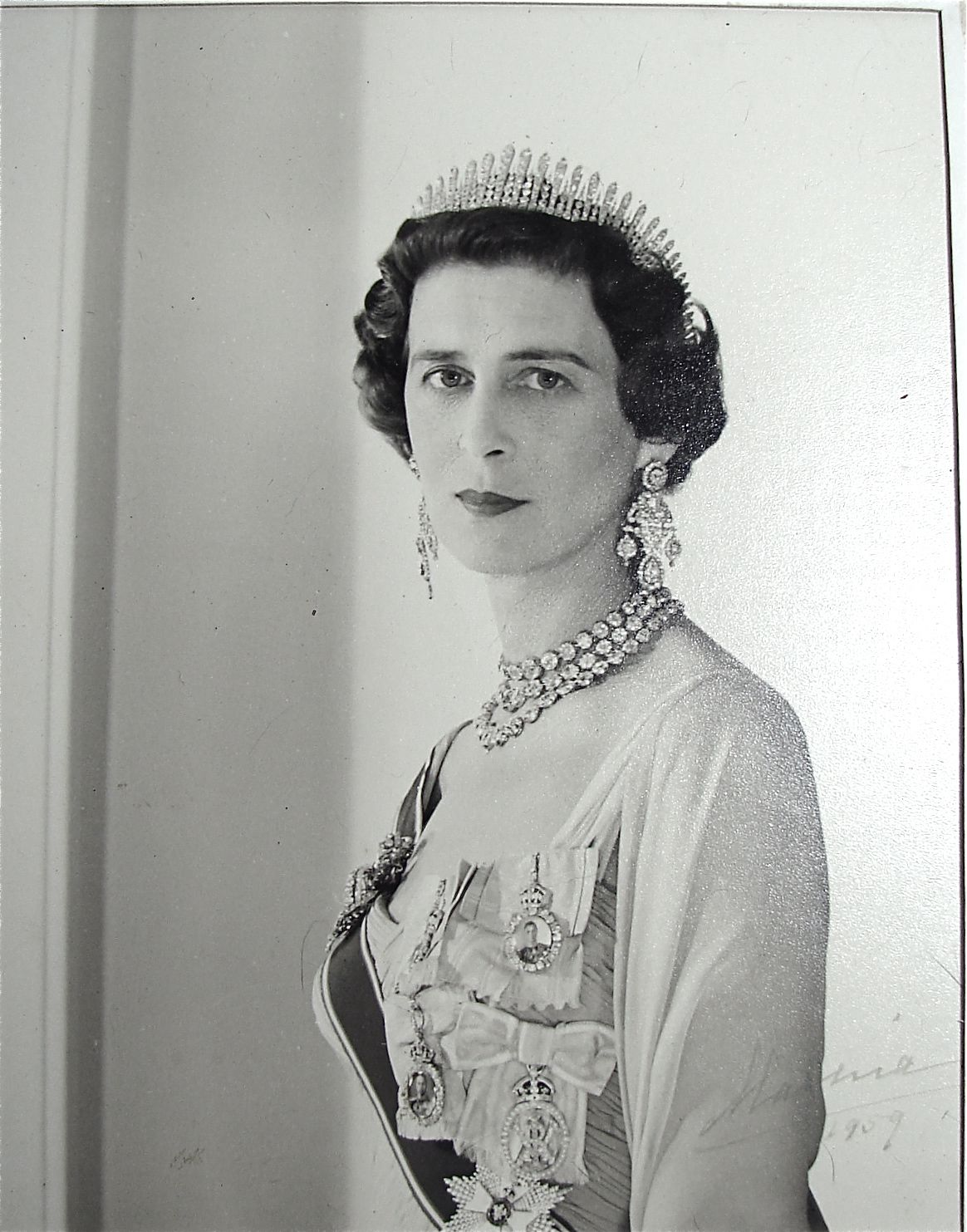 Princess Marina, Duchess of Kent, 1906-1968