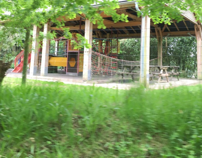 view-of-playgroun-and-picnic-tables-at-Perrygrove-Railway