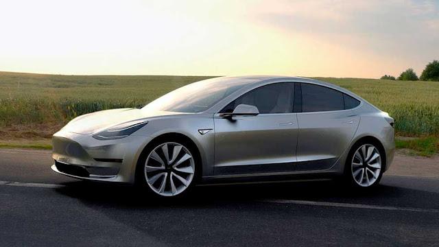 El auto de lujo más vendido de Tesla ya está en México