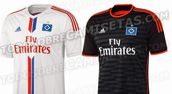 Camisetas de futbol 2018 2019 baratas  ¿Será esta la Nuevas camisetas del  Hamburger SV Adidas para la temporada 2014-2015    d11024945c683