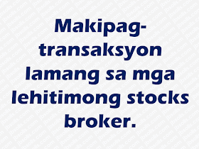 "article is filed under the category of investment, OFW, stock trading, overseas jobs, remittance, business, online investment, passive income  Overseas Filipino workers (OFWs) send home about $32 billion in remittance annually. However, it usually goes to basic needs like food, education, and other daily expenditures. If you are an OFW who already spent many years working abroad without any savings, you may consider to invest in the stock market in the Philippines and have passive income while you are away working abroad. Investing in stocks is like having your own business but you can do it without having to stay and manage it hands-on.  As you work abroad,  you can invest now through a broker, or even through the internet. The good news is that, it is extremely easy to do.  Advertisement         Sponsored Links     There are many ways to start stocks market investment in the Philippines. Financial institution and banks are offering assistance to their clients who are interested in investing in stocks market.  In this article, you will be informed of where to start and give you some pieces of advice regarding stocks investment.          How To Open For BDO NOMURA Account? If you have a Banco de Oro Unibank (BDO) account, you can start stocks investment through the BDO NOMURA Account.It is is a joint venture between BDO Unibank, Inc. and Nomura Holdings of Japan with the purpose of providing online trading services to BDO's significant client base and branch network.   In order to open BDO trading account, it is important to register for online banking. It is easier to fund your trading account and withdraw money from it this way.  Enter the One-Time Password (OTP) received via SMS. Tick the ""I Agree"" box in the Letter of Instruction and Consent Select from the drop-down list to nominate a Beneficiary Account (for withdrawal process) then click NEXT. Click on ""I Agree"" in the Terms and Conditions. Fill out the Investor Profile, then click NEXT. Fill out the Suitability Form, then click NEXT. Re-type the CAPTCHA code, then click Submit. REVIEW the details of your Investor Profile and Suitability Form shown in the summary screen.   You can also follow these steps:                    After review, click Confirm to submit your application. A ""Thank You"" notification will appear to confirm a successful application. The cut-off for processing of New Applications is 3:00PM. Online Application submitted beyond cut off shall be processed on the next banking day. Once approved, please expect to receive an Approval email indicating your Customer Code.   Once approval email was received, you may already fund your account through the Bills Payment Facility (over-the-counter, online banking, mobile banking, ATM) indicating the following required details:   Company Name: BDO Nomura Securities, Inc. Institution Code: 0491 Subscriber's Account No.: Customer Code Subscriber's Account Name: Client NameYou may fund your account on or before 10:00 P.M. to be included for the next trading day's buying power.   Another email will be sent to you for the trading access instructions. You will need to nominate a Trading PIN using the provided Control Code to activate your account. (You may now access your BDO Online Trading Account by clicking Online Trading Login at the upper right corner of your screen to nominate your new Trading PIN.)   To open an Online Trading Account today, click the yellow Enroll Now button. Once your application is approved, you will receive an email confirmation indicating your trading PIN. An initial deposit is to be made to BDO Nomura Securities, Inc. (Formerly: PCIB Securities, Inc.) As long as you are able to meet the cut-off time for deposit which is 11:00 P.M., your account will be funded the following day and you may start trading.    BDO Nomura charges For BUY transactions: a. Securities Clearing Corporation of the Philippines (SCCP) fee – 0.010% of the gross amount b. Broker's commission - 0.25% of the gross amount c. Value Added Tax (VAT) – 12% of the broker's commission  For SELL transactions: a. Securities Clearing Corporation of the Philippines (SCCP) fee – 0.010% of the gross amount b. Broker's commission - 0.25% of the gross amount c. Value Added Tax (VAT) – 12% of the broker's commission d. Sales transaction tax/ Final withholding tax - 0.50% of the gross selling amount  *Please note that we have a minimum charge of P20.00/transaction for the commission fee.    Another way to start stocks trading investment is through COL Financial.     In as little as P5,000 you can open a stock trading account in Col Financial and start receiving dividends.     Here are the steps to open an account with Col Financial:  1. Choose what account type would apply best for you depending on the amount of investment.     a. Col Starter- P5,000  b. Col Plus- P25,000   c. Col Premium- P1 Million    2. Download and fill up the application forms here. You will need TIN or Tax Identification Number.     3. Submit the filled up form with the following documents:  Photocopy of one (1) valid government issued ID  Photo and signature must be clear  FOR ITF (In-Trust-For) Account - or account for a minor child.   Photocopy of one (1) valid government issued ID of the parent, Photo and signature must be clear  Birth Certificate of the minor applicant    4. After submitting the application and requirements, a sales officer will review your application and contact you to inform you of the status of your application or any other requirements that may be needed.       Another way of stocks investing is through BPI Trade  You can visit their website to know about the complete details on how to start investing.    Important pointers on stocks investment:    Make your own research about the trade. Many people think or convince themselves that understanding the stock market is a complicated business. Not entirely true. It only takes some common sense to try to understand how it works.  There are a number of resources available online for you to bone up on the subject. You may also refer to online articles, YouTube videos, even blogs to get ahead and boost your knowledge from Grade 1 to masters. Educating yourself is the biggest investment you can make.    Start saving, follow the 70-20-10 rule This simply means that if your salary is 100, you live only off the 70, save the 20 and give the 10 to those in need.    Deal only with a licensed broker Unlike making bank deposits, which you can do directly by going to the bank, you cannot deposit your money with the Philippine Stock Exchange. Go only through a licensed stockbroker.    Pick only big companies They are so-called ""blue-chip"" stocks. These are financially-sound companies in the country that include Ayala Corporation, SM Prime, PLDT, Meralco, San Miguel, Aboitiz Ventures, Jollibee and the like.    Start now! In stocks investing, time is the key and not the timing. The sooner you start, the bigger the profit.  This article is filed under the category of investment, OFW, stock trading, overseas jobs, remittance, business, online investment, passive income Read More: Questions And Answers About UAE Amnesty 2018  What is OWWA's Tulong Puso Program and How OFWs or Organizations Can Avail?  Do You Know That You Can Rate Your Recruitment Agency?  Find Out Which Country Has The Fastest Internet Speed Using This Interactive Map"