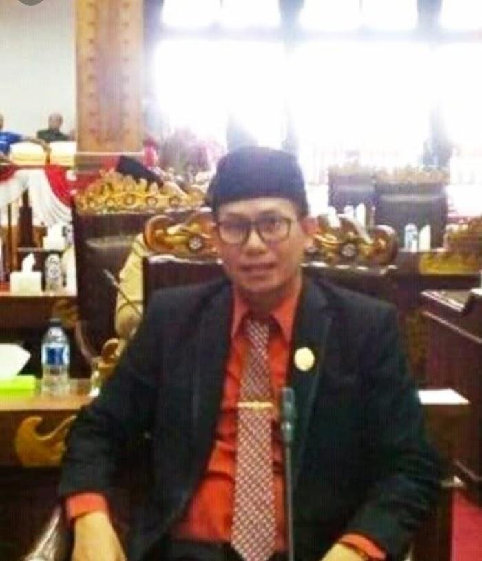 Anggota DPRD Salmani Angakat Bicara Mengenai Indikasi Korupsi Kapsek SMKN 1Tubaba Tengah