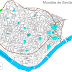* Las murallas de Sevilla