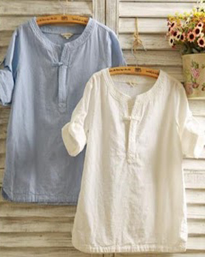 Women's Cotton Linen