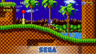 Sonic the Hedgehog v3.0.6 APK MOD (Unlocked) for Android
