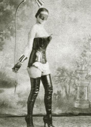 BDSM leather dominatrix mistress guyette