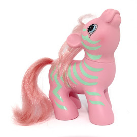 MLP Zig Zag Year Five Pony Friends G1 Pony